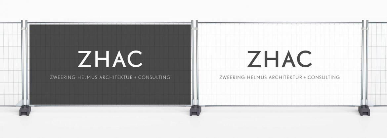 ZHAC-Bauzaunbanner-Architekten