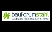 Bauforum Stahl Kundenlogo