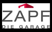 Zapf Garagen Kundenlogo