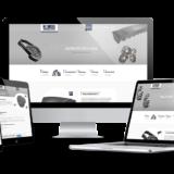 Webseite Hoberg Antriebstechnik Kluck-Media